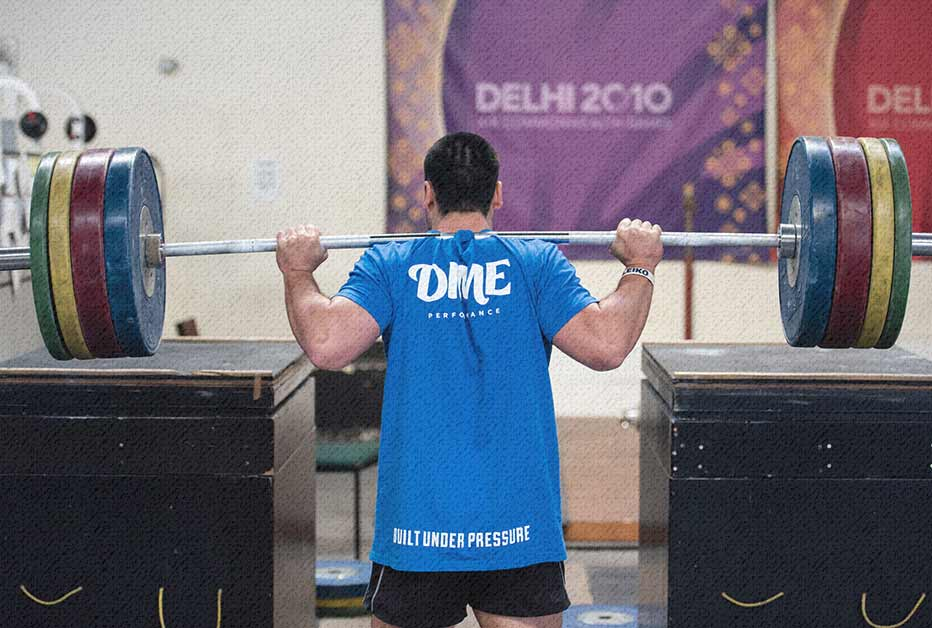 DIME Performance Athletes Academy - DIME Performance